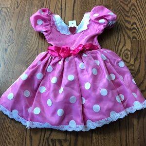 Toddler Girl Dress from the Disney Store